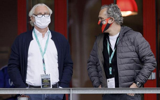 Alemania: No más mascarillas en la banda en la Bundesliga