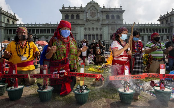 Guatemala: piden justicia por linchamiento de guía maya