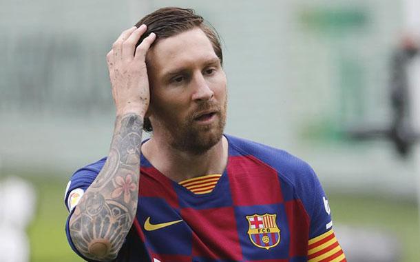 Messi y su reacción ante el segundo DT del Barcelona causa polémica