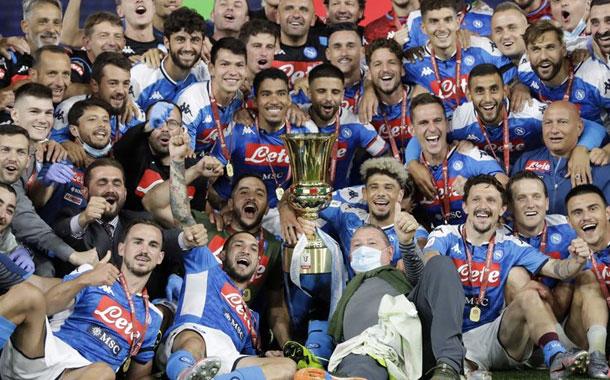 Napoli conquista Copa Italia, por penales sobre la Juve