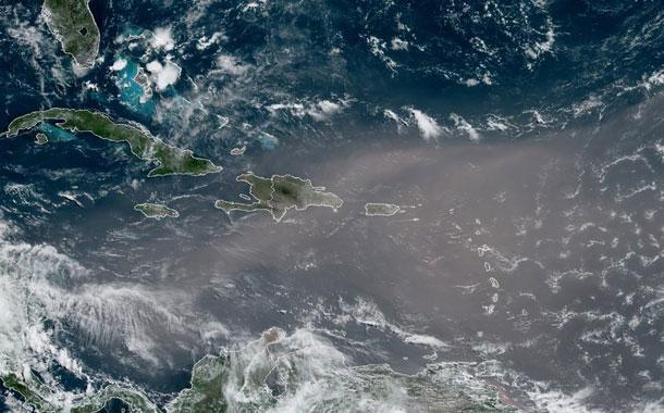 Centroamérica advierte llegada del polvo del Sahara