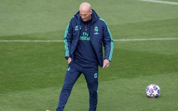 Real Madrid vuelve a los entrenamientos 81 días después
