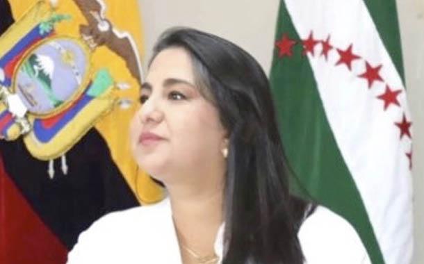 Tanlly Vera pide analizar suspensión de sueldo del asambleísta Daniel Mendoza