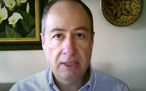 Vicente Albornoz: