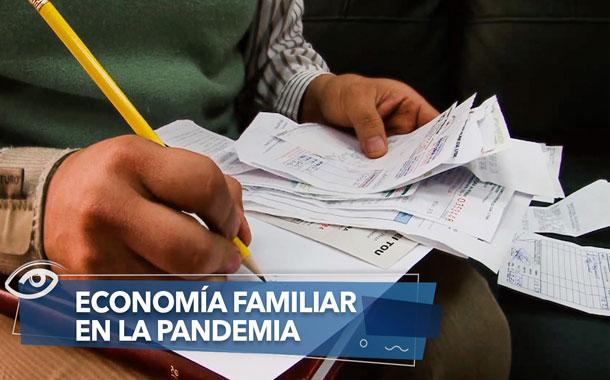 Economía familiar en la pandemia