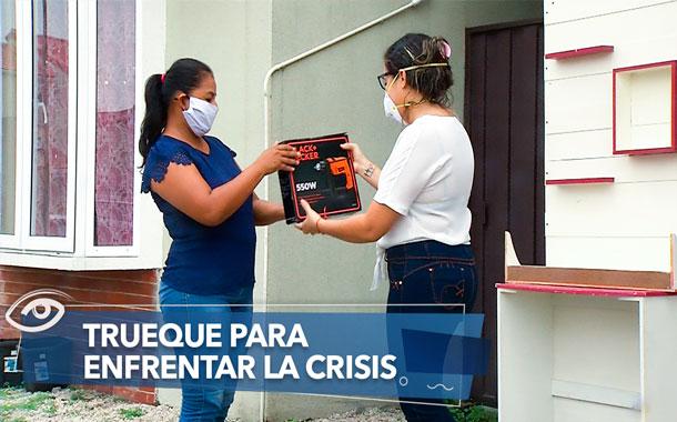 Trueque para enfrentar la crisis - Primera parte