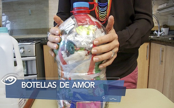Botellas de amor