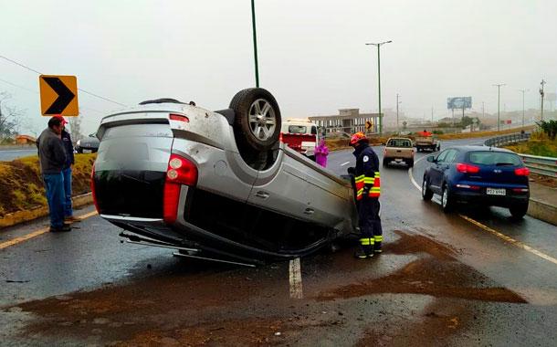 Durante la emergencia sanitaria se registraron 389 accidentes de tránsito en Quito