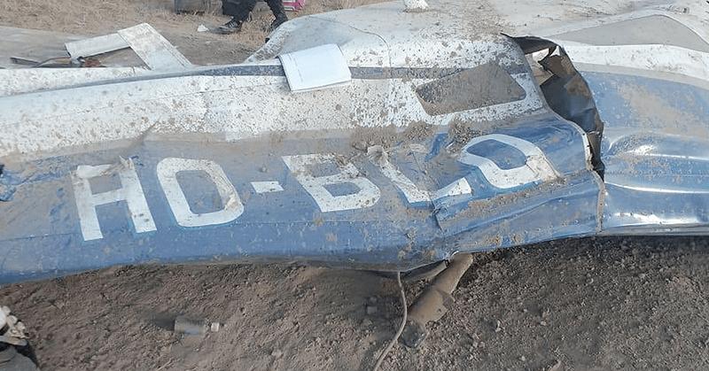 Accidente de avioneta donde escapó Daniel Salcedo genera reacciones
