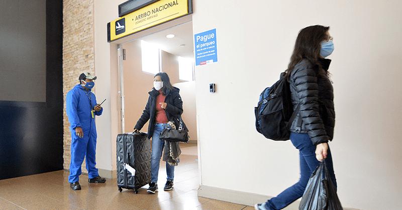 Nuevos protocolos en el aeropuerto Mariscal Sucre