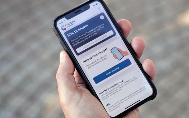 Alemania lanza app de rastreo de coronavirus
