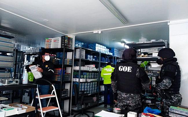 Fiscalía continúa con investigaciones por corrupción en hospitales del país