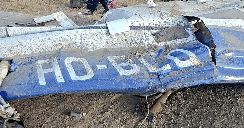 La Fuerza Aérea se refirió al accidente de la avioneta en Perú