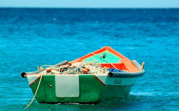 Embarcación fue encontrada con bloques de cocaína