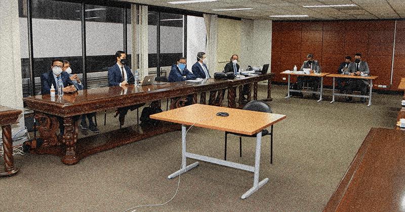 Se suspendió audiencia de apelación en Caso Sobornos por segunda vez