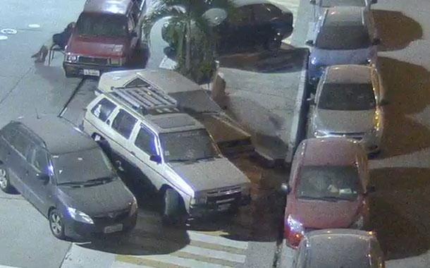 Cae ceniza en el norte y centro de Guayaquil