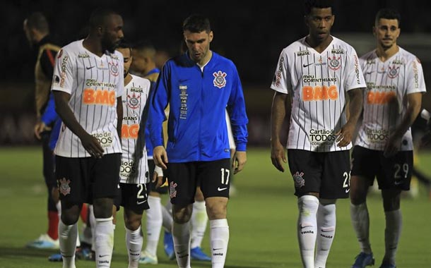 Corinthians y Botafogo registran 30 casos positivos de coronavirus