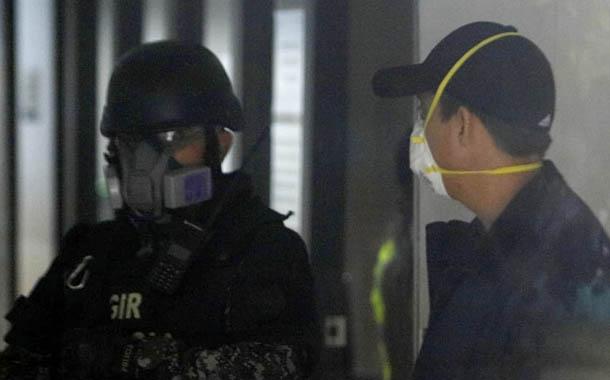 Daniel Mendoza es trasladado a flagrancia en Quito