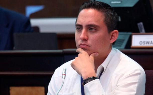 Jorge Chávez compareció ante la comisión que investiga a Mendoza
