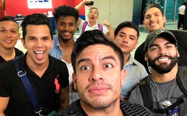 Paúl Granda rechaza que se reunió con Daniel Salcedo