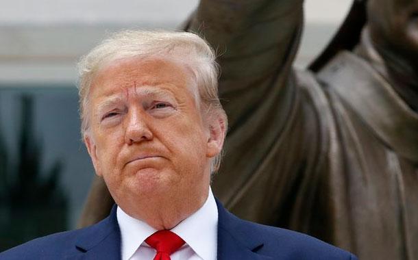 Revelan el diálogo que Trump quería mantener en secreto