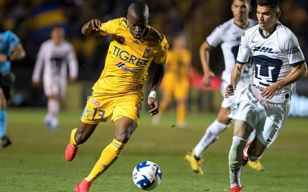 Enner Valencia deja a los Tigres de UANL