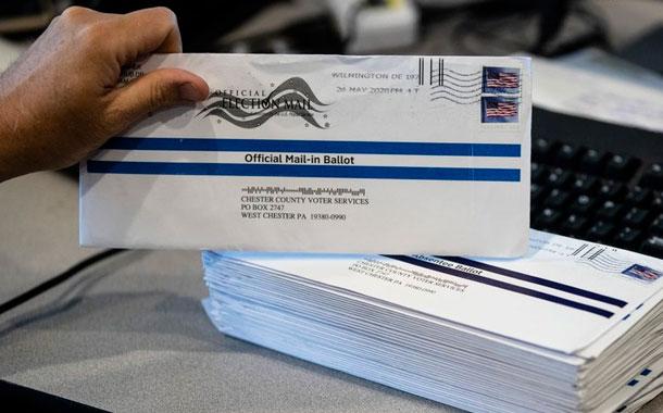Facebook dice que está facilitando el voto por correo