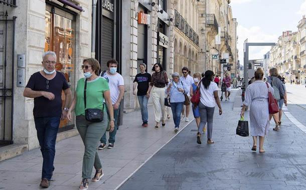 Francia anuncia repunte en casos de Covid-19