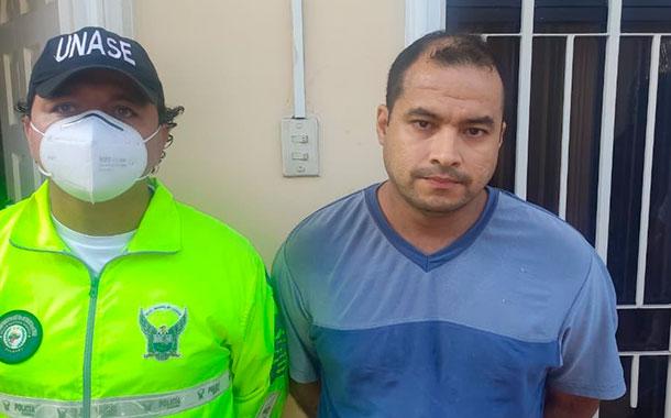 Capturan a Francisco Ochoa, exdirector del Teodoro Maldonado Carbo