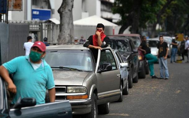 Caos por gasolina en Venezuela