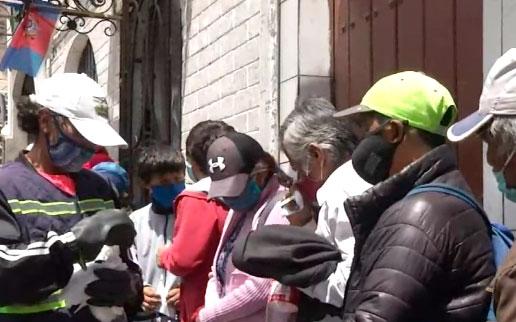 Presentan denuncias contra el alcalde Jorge Yunda y exgerentes de empresas públicas