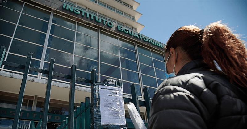 200 mil desafiliaciones al IESS se registran en el país