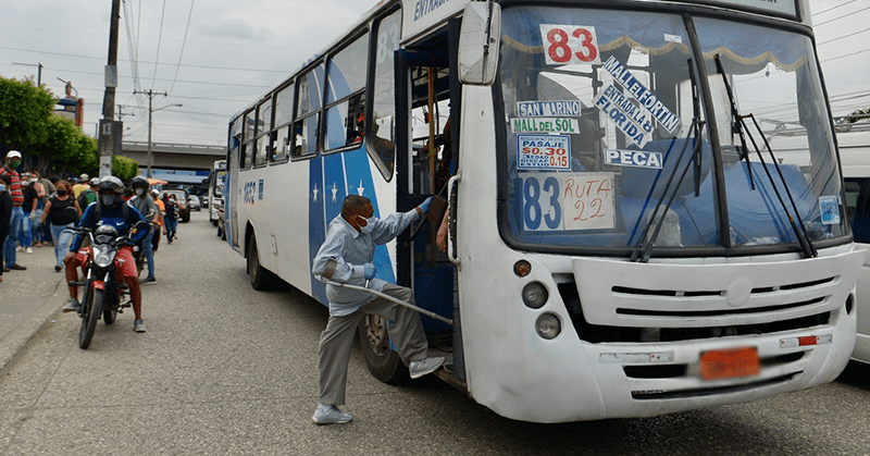 16 cooperativas de transporte intraprovincial iniciaron operaciones