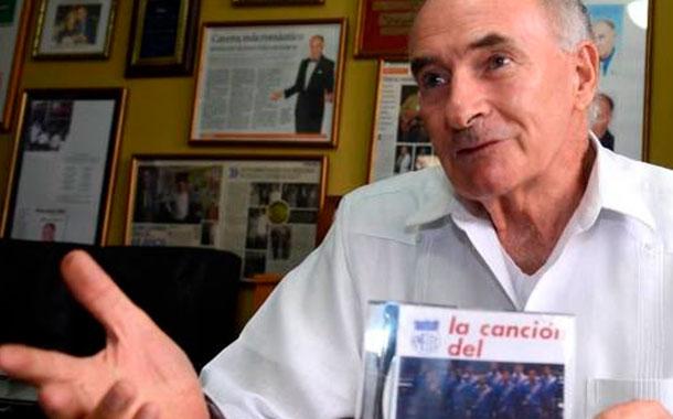 Falleció Juan Cavero, autor de la icónica canción de Emelec