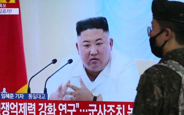 Kim suspende acciones militares contra Corea del Sur