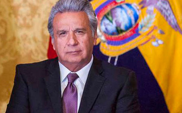 Lenín Moreno veta