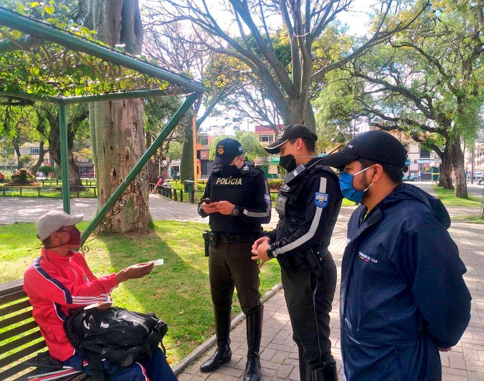Incrementan los contagios de covid-19 en Loja