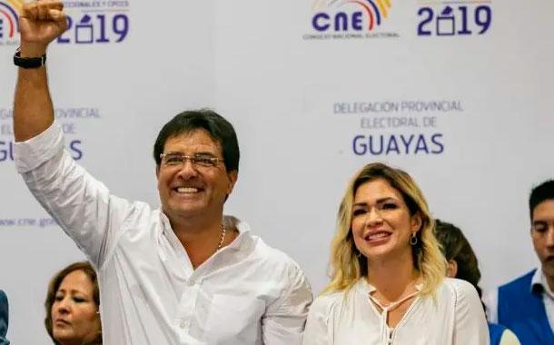 Viceprefecta del Guayas decreta tres días de luto por muerte de Carlos Luis Morales
