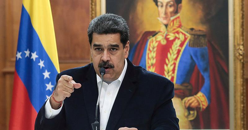 Maduro expulsa a embajadora de la UE tras anuncio de sanciones