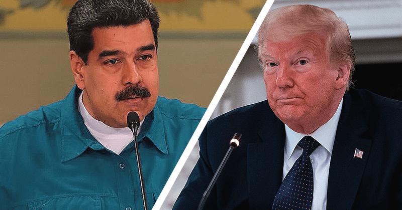 Maduro asegura estar dispuesto a conversar 'respetuosamente' con Trump