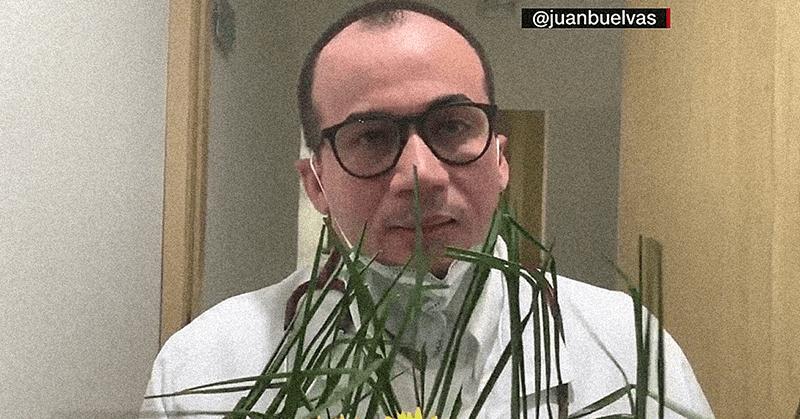 Médico recibió amenazas por supuesta muerte de paciente con COVID-19