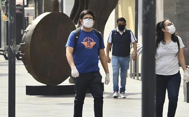 México reporta aumento de contagiados de Covid-19