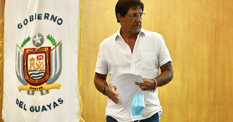 Fiscalía protesta por medidas alternativas al prefecto Morales