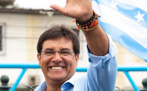 El prefecto Carlos Luis morales falleció por un infarto