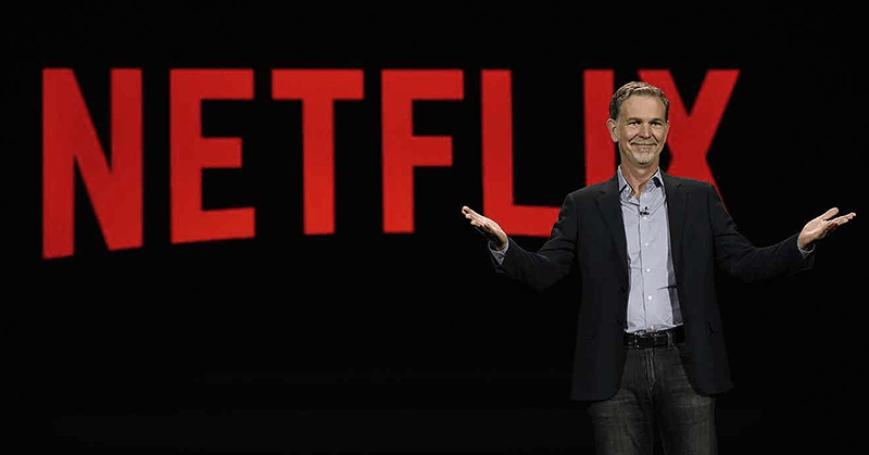 Director ejecutivo de Netflix donará US$ 120 millones a universidades de tradición negra