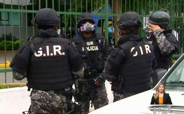 Fuerza de tarea de la Fiscalía y la Policía realizaron 48 allanamientos