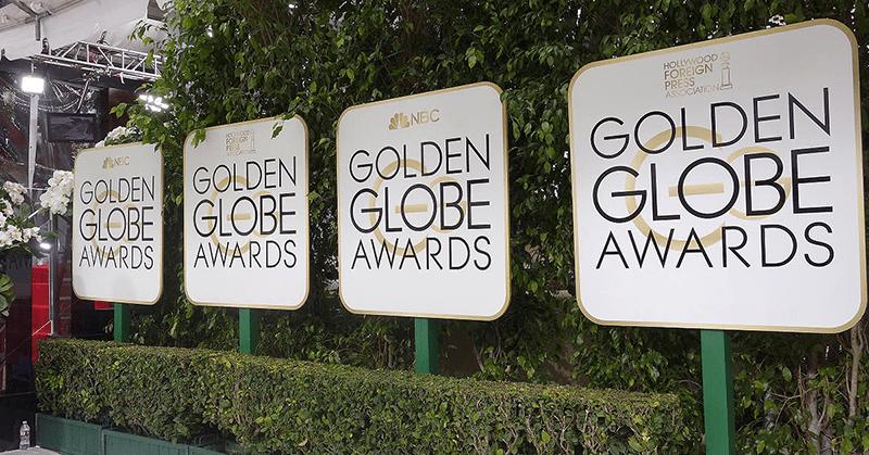 Al igual que los premios Óscar, los Globos de Oro tambíen se retrasan