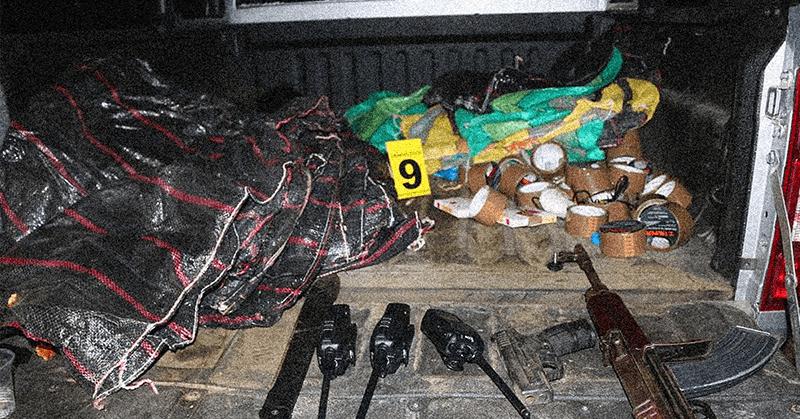 Policía identificó pista clandestina utilizada para el narcotráfico