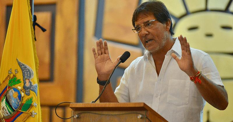 Prefecto del Guayas suspendió al departamento de compras públicas