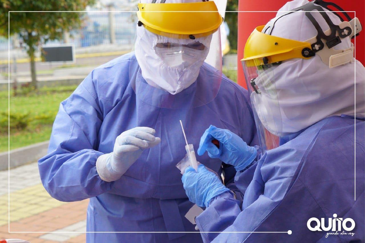 Ecuador registra 52334 contagiados por coronavirus